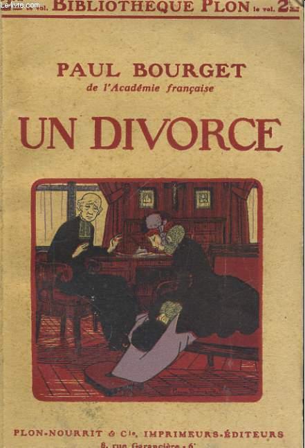 UN DIVORCE
