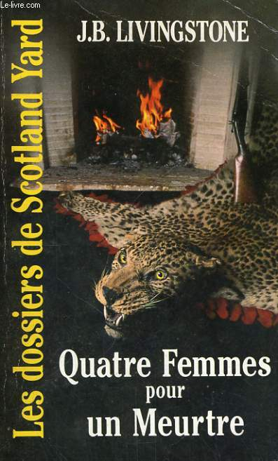 QUATRE FEMMES POUR UN MEURTRE