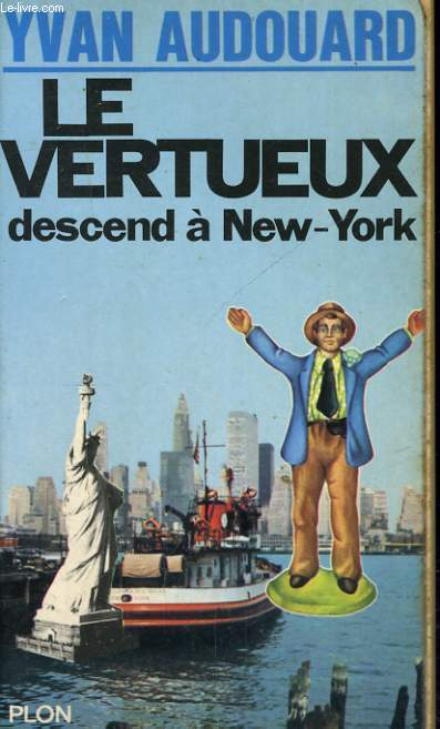 LE VERTUEUX DESCEND A NEW-YORK