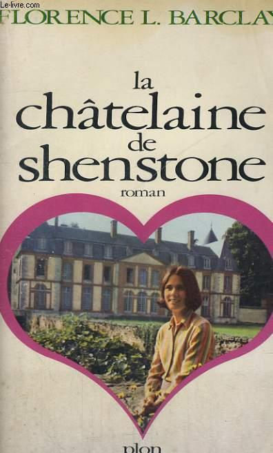 LA CHATELAINE DE SHENSTONE