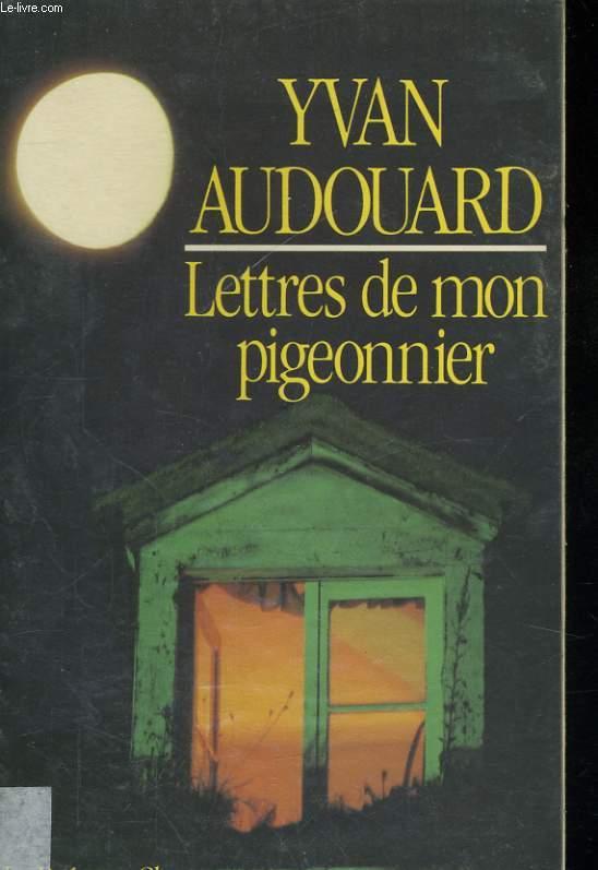 LETTRES DE MON PIGEONNIER