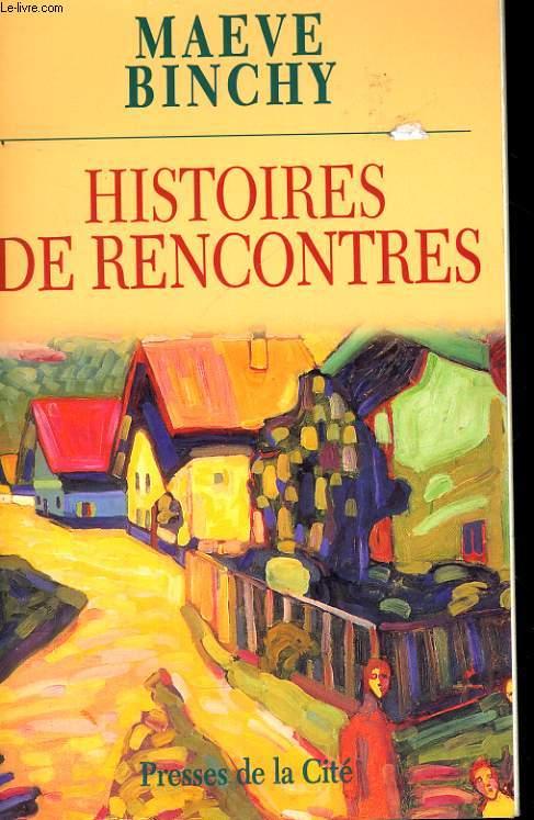 HISTOIRES DE RENCONTRES