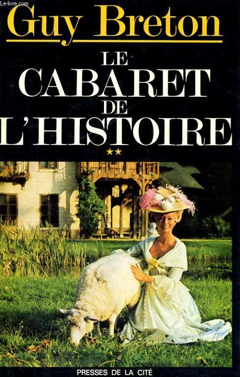 LE CABARET DE L'HISTOIRE, TOME 2