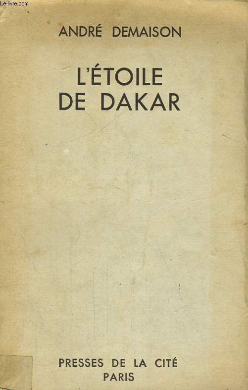 L'ETOILE DE DAKAR