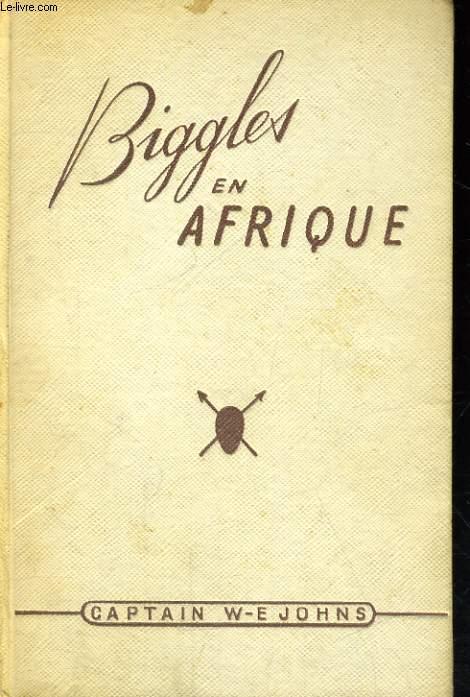 BIGGLES EN AFRIQUE