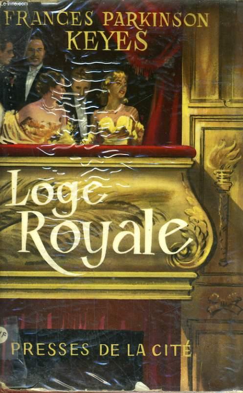 LOGE ROYALE
