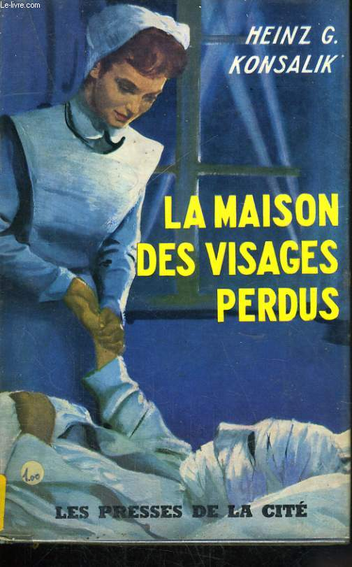 LA MAISON DES VISAGES PERDUS