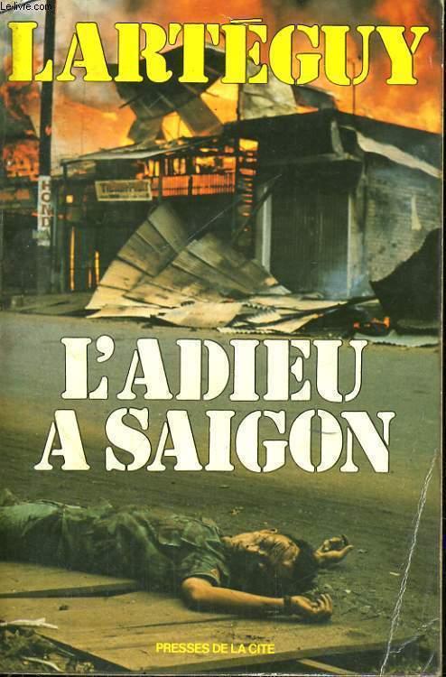 L'ADIEU A SAIGON