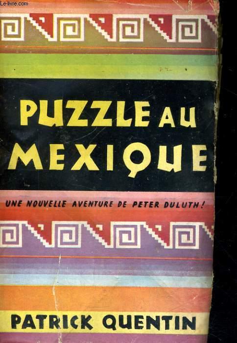 PUZZLE AU MEXIQUE