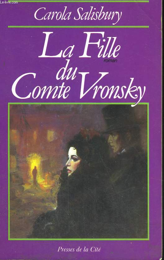 LA FILLE DU COMTE VRONSKY
