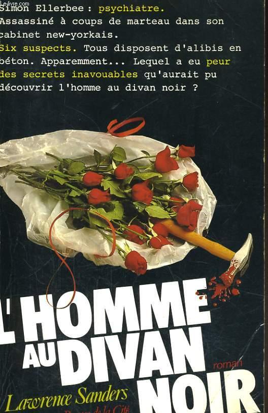L'HOMME AU DIVAN NOIR