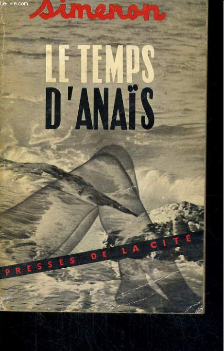 LE TEMPS D'ANAIS