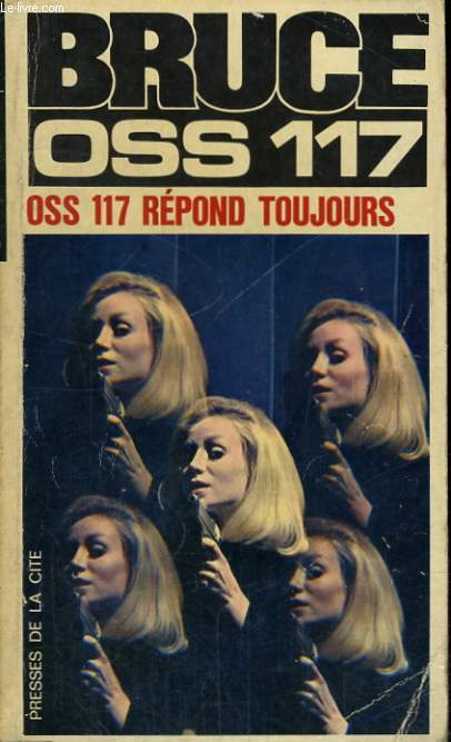 OSS 117 REPOND TOUJOURS