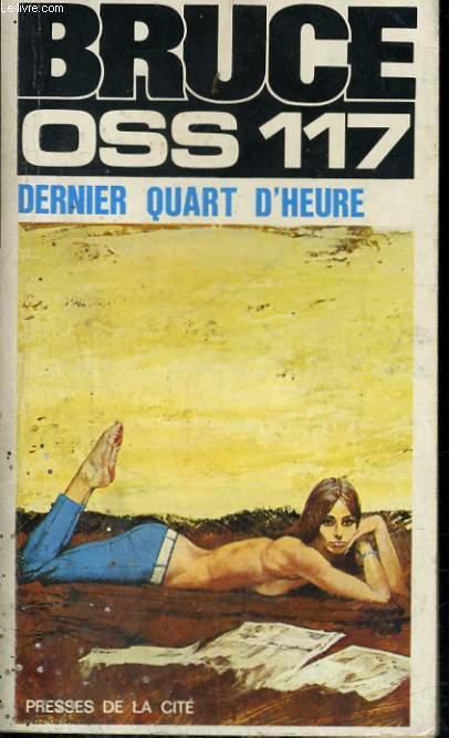 DERNIER QUART D'HEURE