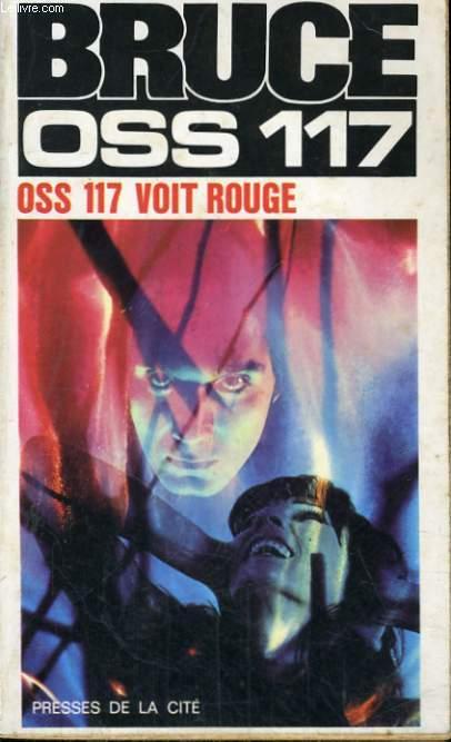 OSS 117 VOIT ROUGE