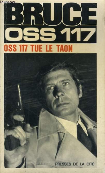 OSS 117 TUE LE TAON