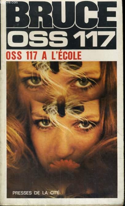 OSS 117 A L'ECOLE