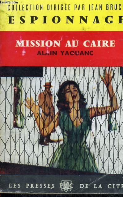 MISSION AU CAIRE