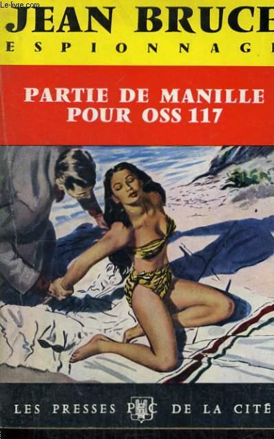PARTIE DE MANILLE POUR OSS 117