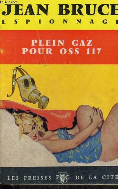 PLEIN GAZ POUR OSS 117