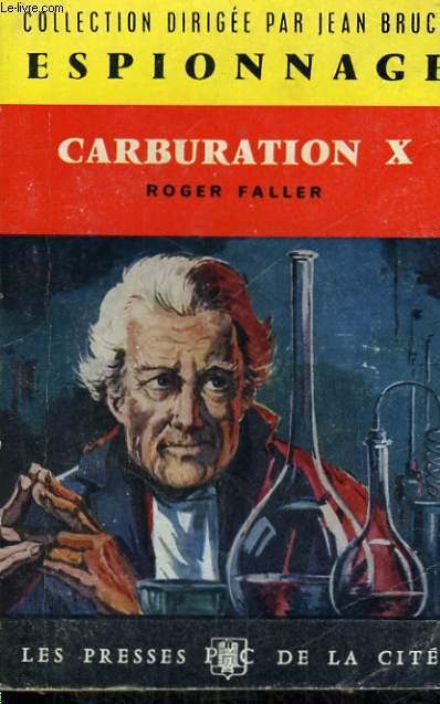 CARBURATION X