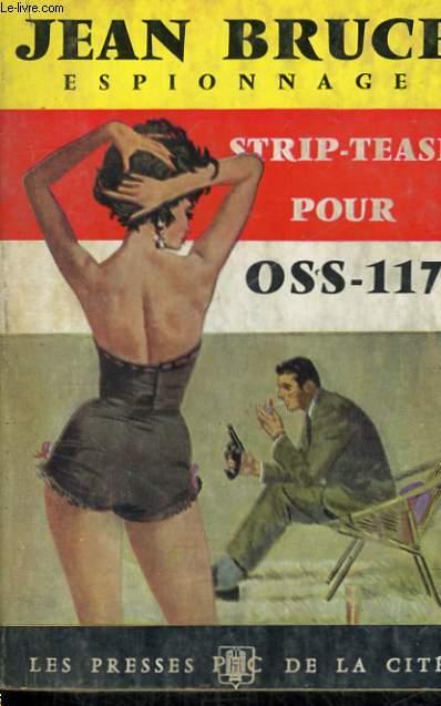 STRIP-TEASE POUR OSS 117