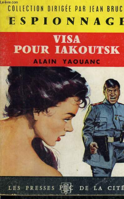 VISA POUR LE IAKOUTSK