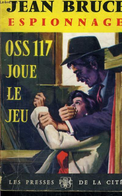 OSS 117 JOUE LE JEU