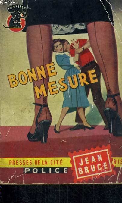 BONNE MESURE