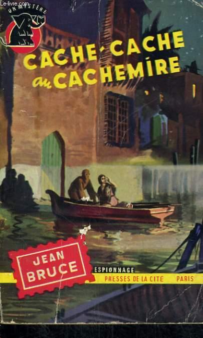 CACHE-CACHE AU CACHEMIRE