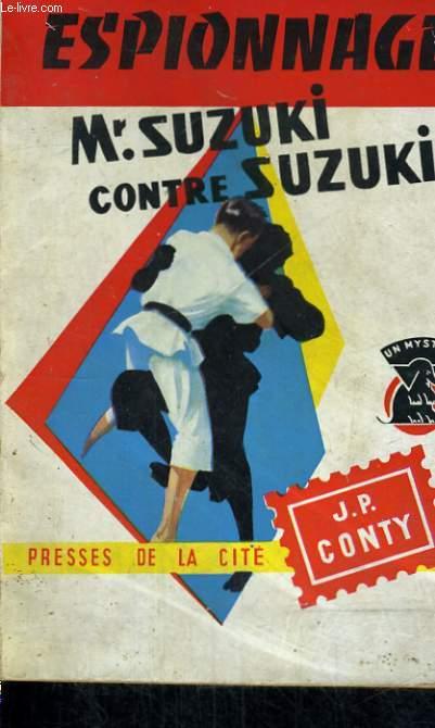 MR. SUZUKI CONTRE SUZUKI