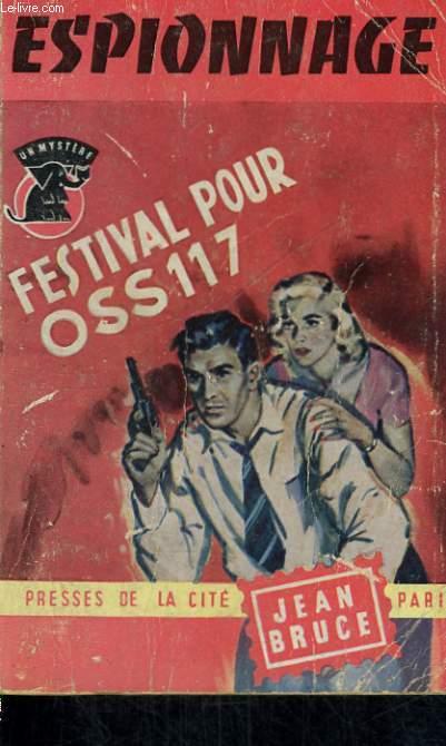 FESTIVAL POUR OSS 117