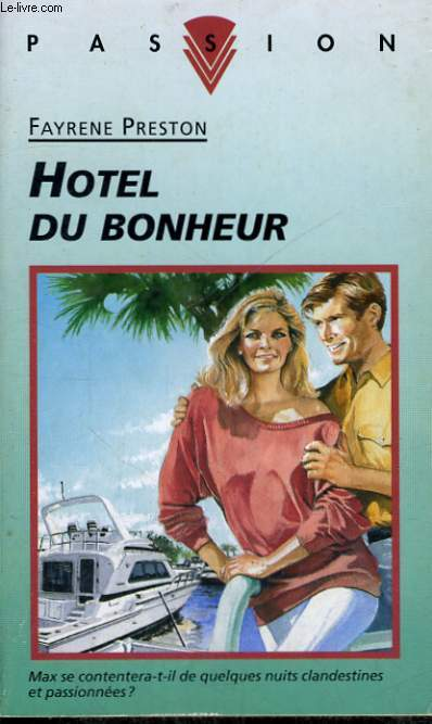 HOTEL DU BONHEUR
