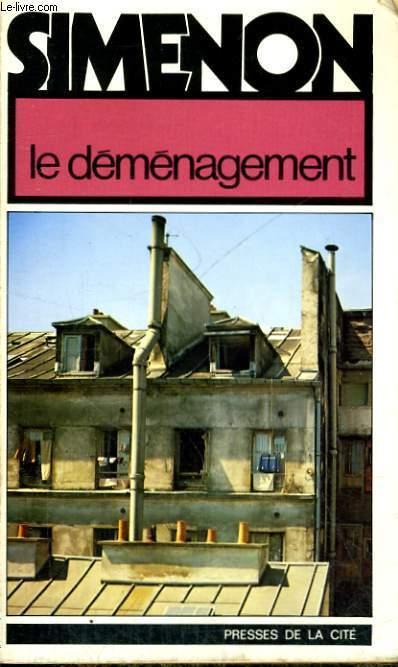 LE DEMENAGEMENT