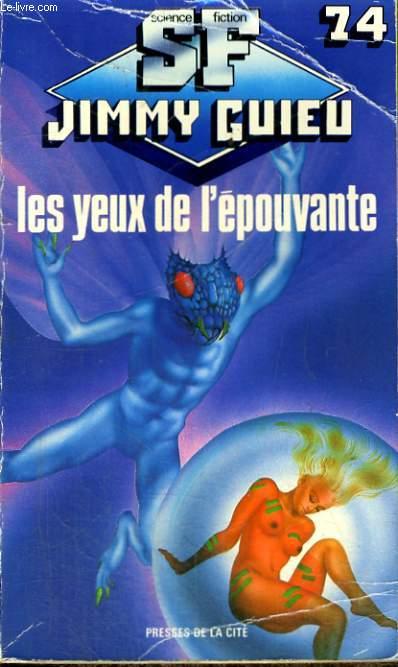 LES YEUX DE L'EPOUVANTE
