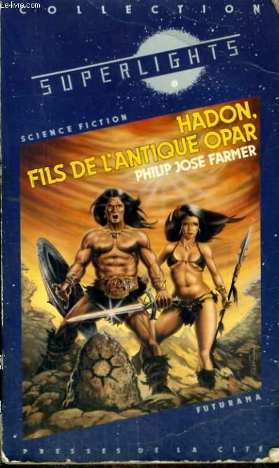 HADON, FILS DE L'ANTIQUE OPAR