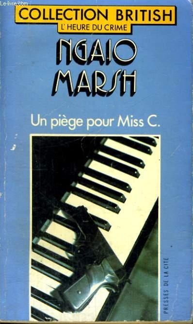 UN PIEGE POUR MISS C.