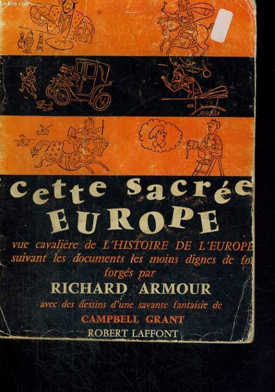 CETTE SACREE EUROPE