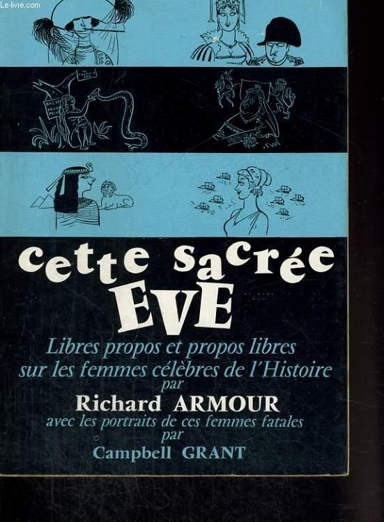 CETTE SACREE EVE