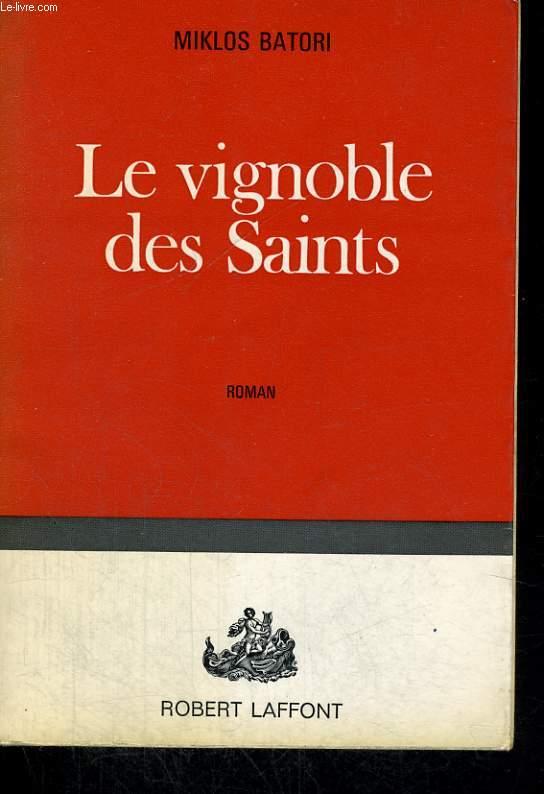 LE VIGNOBLE DES SAINTS