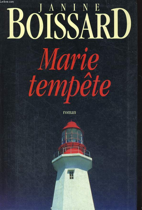 MARIE-TEMPETE