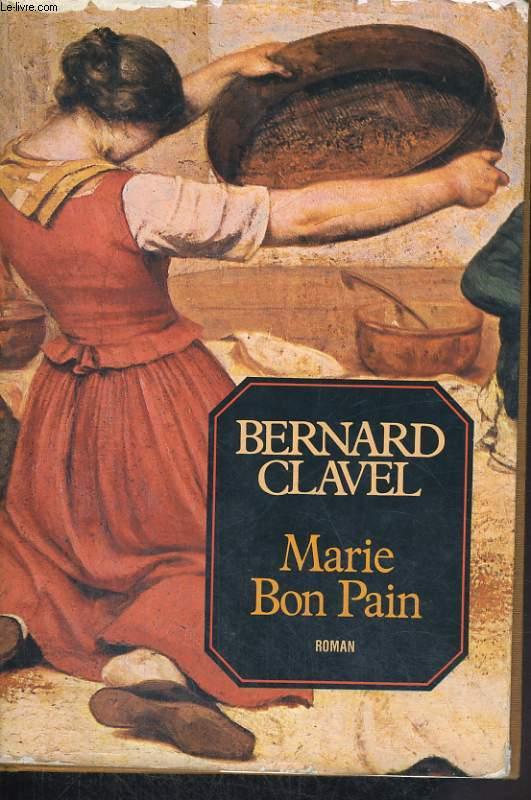 LES COLONNES DU CIEL, TOME 4: MARIE BON PAIN