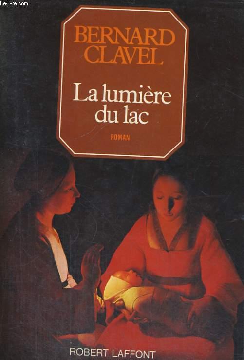 LES COLONNES  DU CIEL, TOME 2: LA LUMIERE DU LAC