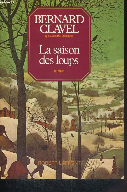 LES COLONNES DU CIEL TOME 1: LA SAISON DES LOUPS