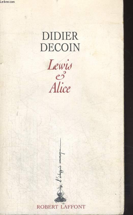 LEWIS & ALICE