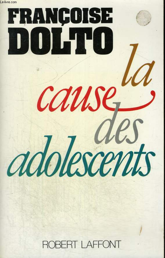 LA CAUSE DES ADOLESCENTS.