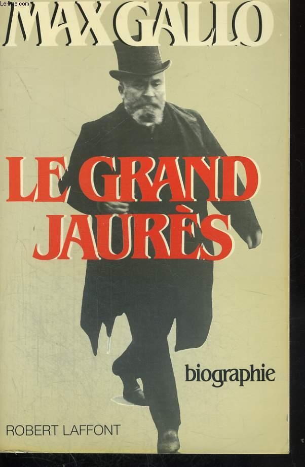 LE GRAND JAURES.