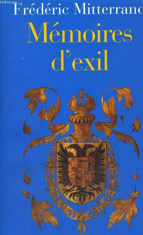 MEMOIRES D'EXIL.