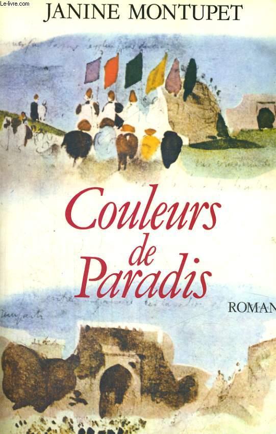 COULEURS DE PARADIS.