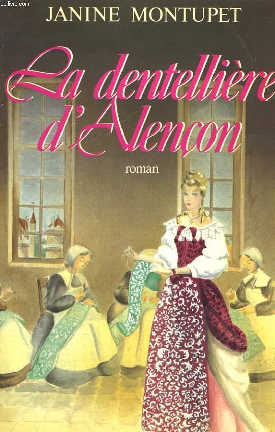 LA DENTELLIERE D'ALENCON.